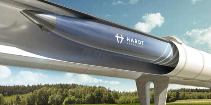 Hyperloop devlet desteği ile ABD'ye yayılacak