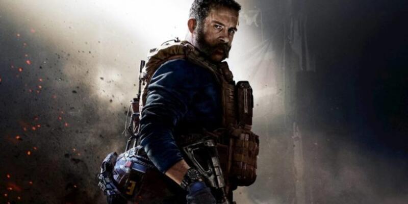 Call of Duty Black Ops Cold War logosu belli oldu