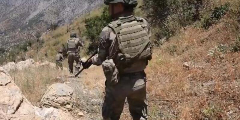 Son dakika... 3 PKK'lı terörist etkisiz hale getirildi