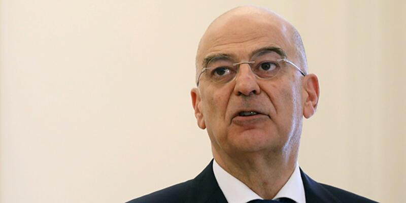 Yunanistan Dışişleri Bakanı Dendias: Baskı veya tehdit olmadan Türkiye'yle diyaloğa hazırız