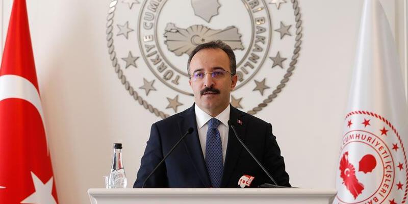 İçişleri Sözcüsü'nden 'Uygur Türk'ü' açıklaması