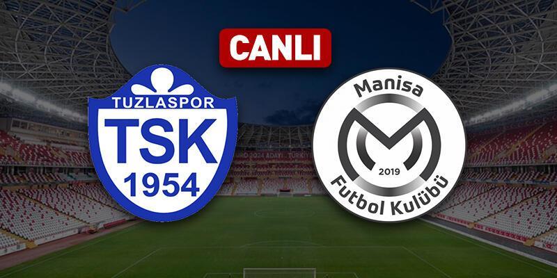 Tuzlaspor Manisa FK CANLI İZLE