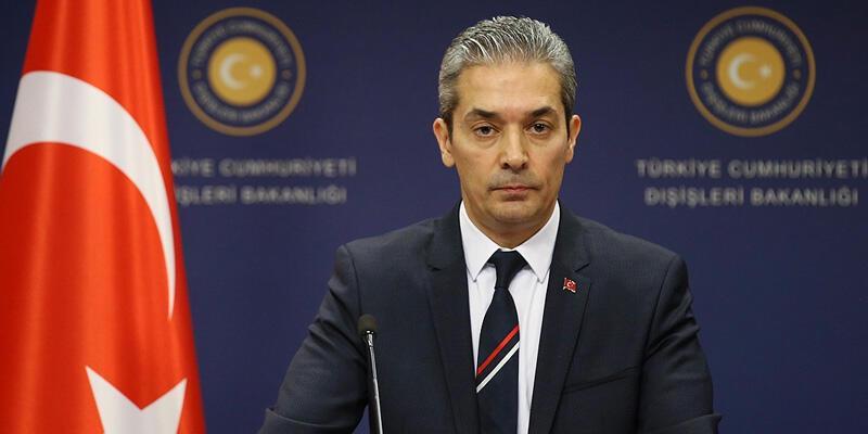Hami Aksoy'dan, Lübnanlı bazı siyasetçilerin iddialarına ilişkin açıklama