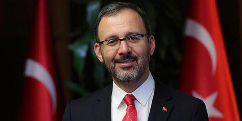 Bakan Kasapoğlu'ndan Tuzlaspor'a tebrik