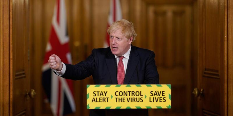 Son dakika... Boris Johnson'dan koronavirüste ikinci dalga açıklaması