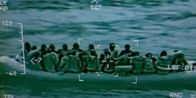Son dakika... MSB: Midilli Adası yakınında 26 düzensiz göçmen kurtarıldı