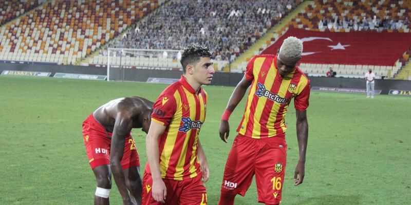 Yeni Malatyaspor'un Süper Lig sevinci