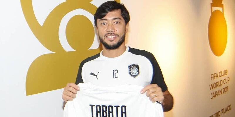 Rodrigo Tabata imzayı attı