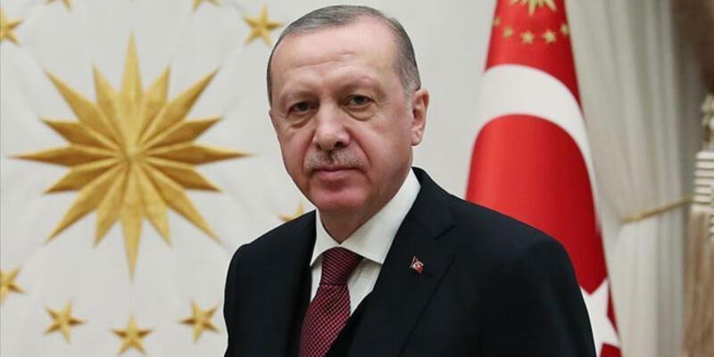 Cumhurbaşkanı Erdoğan'dan Trabzonspor'a tebrik
