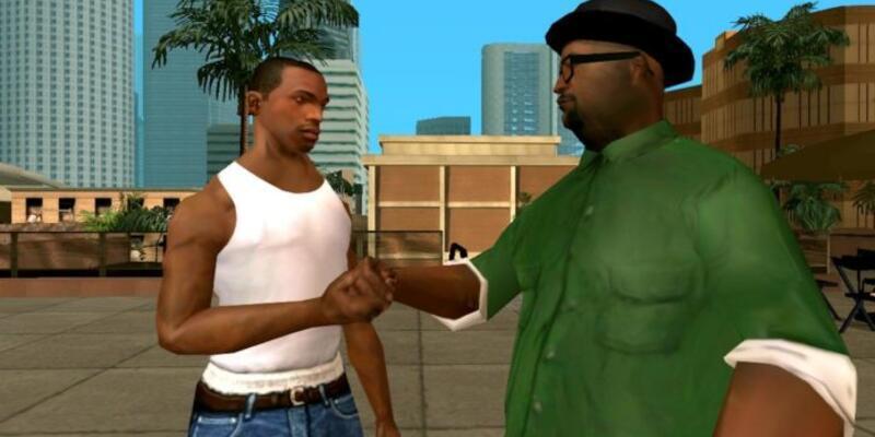 GTA San Andreas Remake Take Two'ya takıldı
