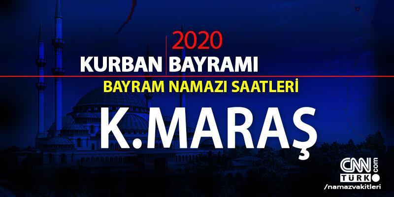Kahramanmaraş bayram namazı saati 2020: Maraş bayram namazı vakti, saat kaçta, ne zaman?