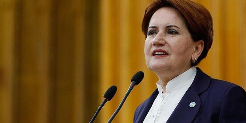 İYİ Parti Genel Başkanı Akşener'den Kurban Bayramı mesajı