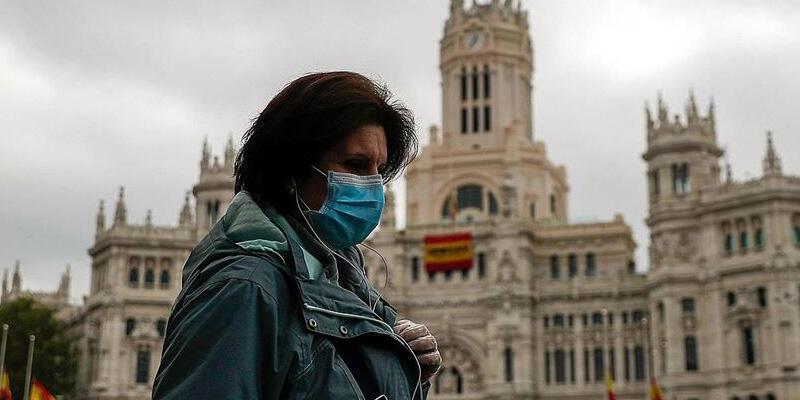 İspanya'da 412 noktada aktif Kovid-19 vakaları bulunuyor