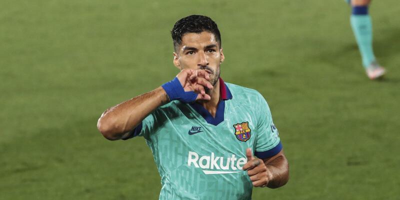 Son dakika... Falcao'nun yerine Luis Suarez!