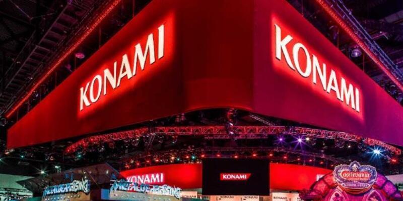 Konami oyun bilgisayarı yapıyor!
