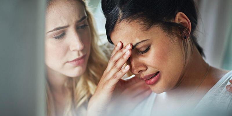 Kadınlar depresyona daha yatkın!