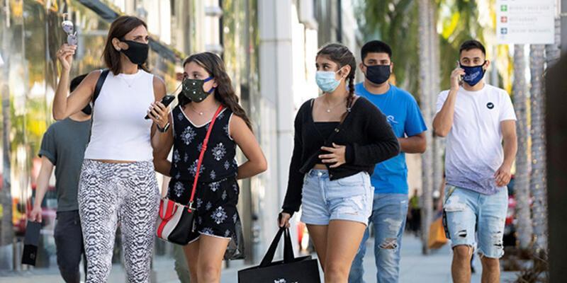 Son dakika... ABD'de koronavirüs nedeniyle son 24 saatte 1422 ölüm
