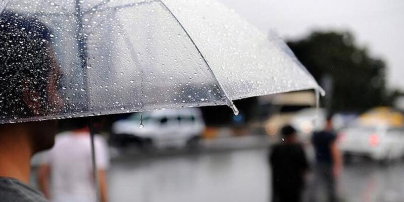 Meteorolojiden o illere kuvvetli yağış ve rüzgar uyarısı
