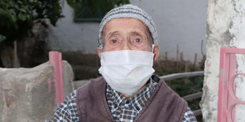 90 yaşında koronavirüsü yendi