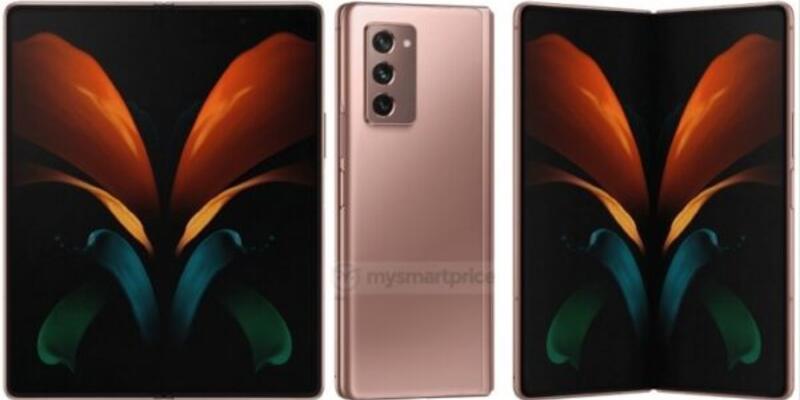 Samsung Galaxy Z Fold 2 5G sızıntıları devam ediyor