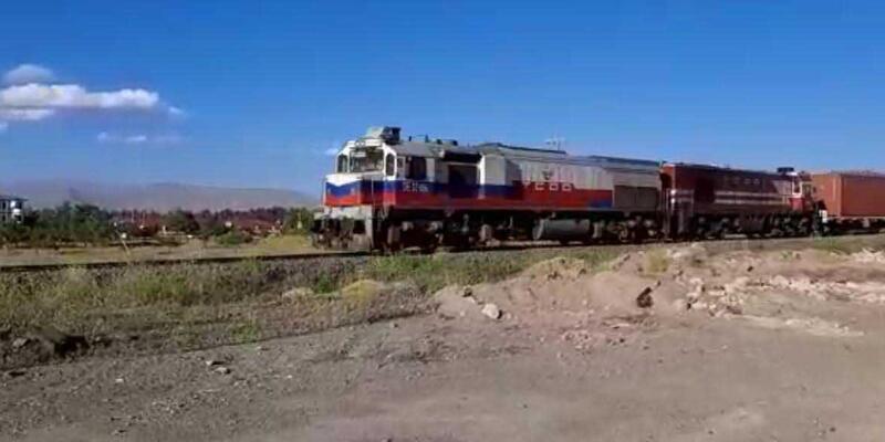 Son dakika... Çin'den yola çıkan 1056 metrelik dev tren Kocaeli'ye ulaştı