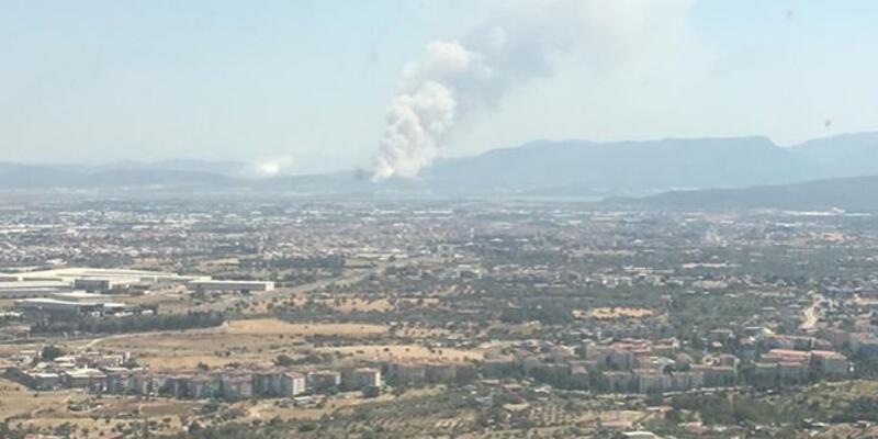 Son dakika... İzmir'den peş peşe yangın haberleri