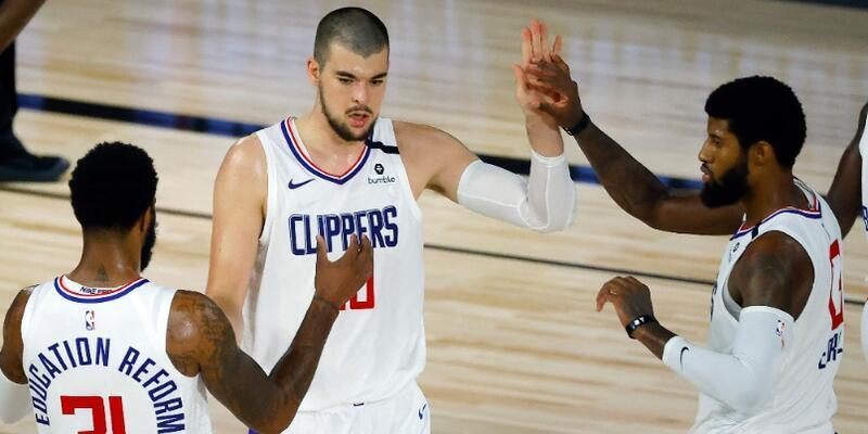 Los Angeles Clippers'tan üçlük rekoru