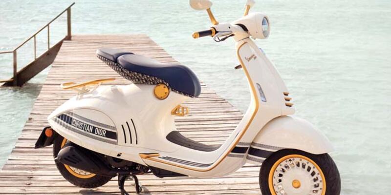 Ortak motosiklet tasarladılar