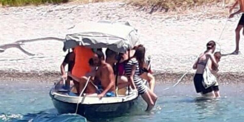 Son dakika... Foça'daki 4 kişinin yaşamını yitirdiği teknenin kaçan kaptanı tutuklandı