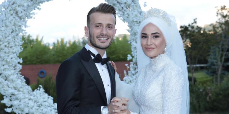 Abdulkadir Parmak evlendi