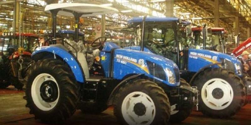 Traktör üretimi artışta