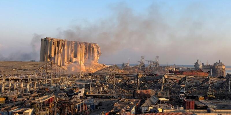 Son dakika... Beyrut'taki patlamada ölü sayısı 100'e, yaralı sayısı 4 bine yükseldi