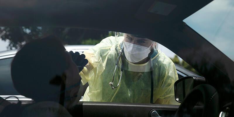 Son dakika... ABD'de koronavirüsten ölenlerin sayısı 160 bini geçti