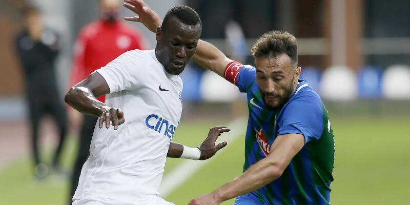 Son dakika... Trabzonspor'dan Thiam hamlesi!