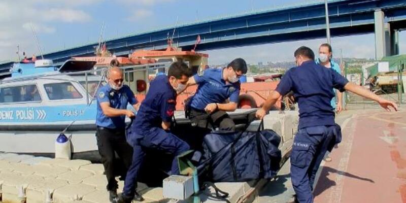 Son dakika... Haliç'te bir kişinin cansız bedeni bulundu
