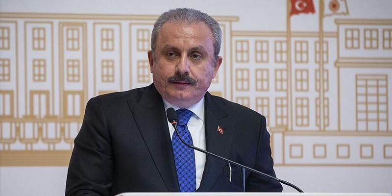 Son dakika... TBMM Başkanı Şentop, Lübnan Meclis Başkanı Nebih Berri ile görüştü