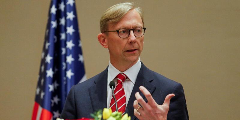ABD'nin İran Özel Temsilcisi Brian Hook istifa etti