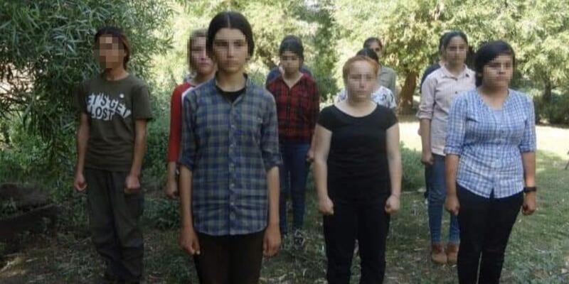 Pentagon'dan korkunç YPG/PKK raporu! Zorla alıkoyuyorlar