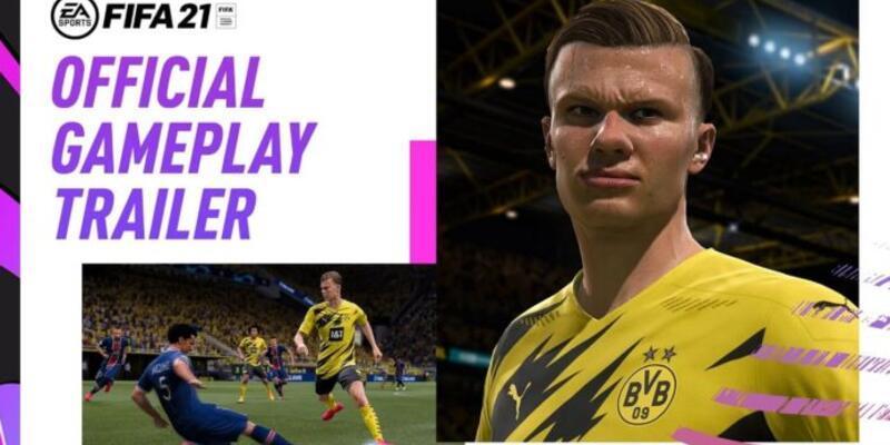 FIFA 21 oynanış videosu ile karşımıza çıktı