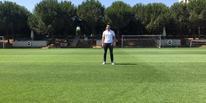 Fenerbahçe'nin yeni teknik direktörü Erol Bulut Samandıra'da