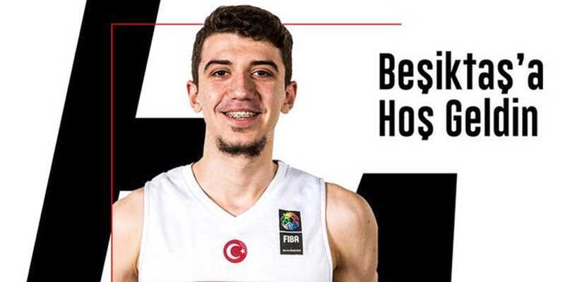 Beşiktaş Eray Akyüz'ü kadrosuna dahil etti