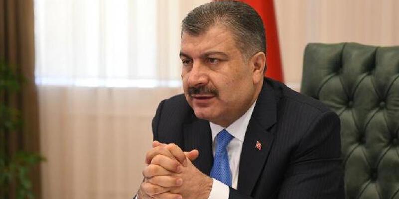 Sağlık Bakanı Koca, 4 ilin valisi ile görüştü