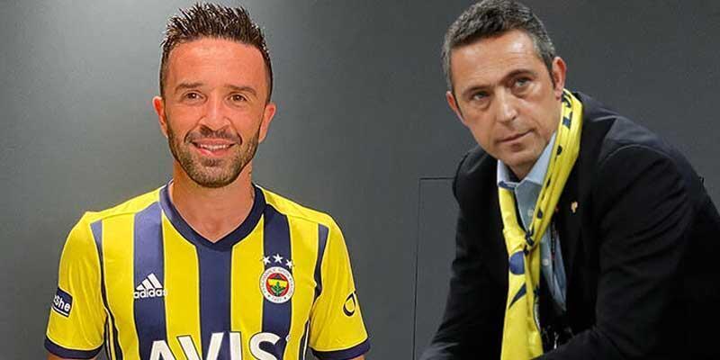 Fenerbahçe'de Gökhan Gönül gerçekleri!