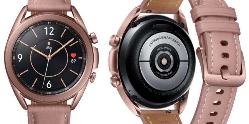 Galaxy Watch 3 resmen tanıtıldı