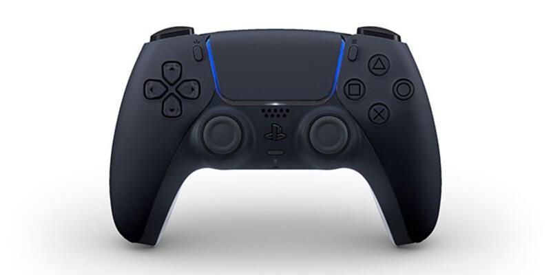 PlayStation 5'e siyah DualSense gelecek