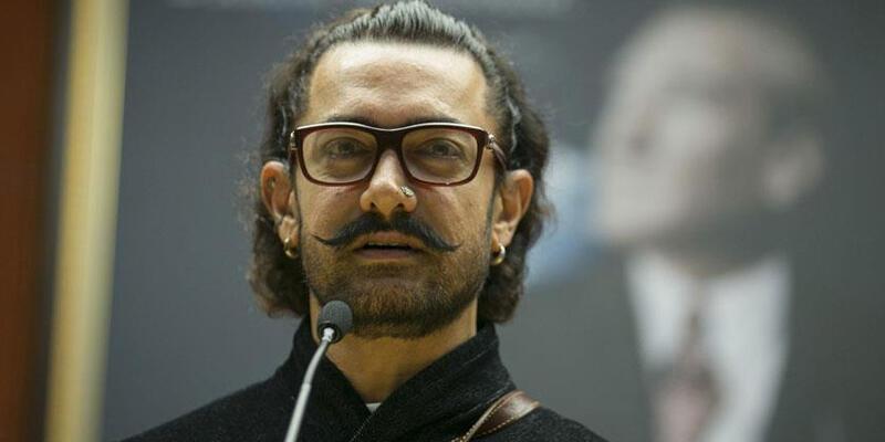 Dünyaca ünlü aktör Aamir Khan, film çekmek için Türkiye'ye geldi