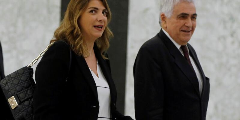 Son dakika... Lübnan'da büyük patlamanın ardından Adalet Bakanı da istifa etti