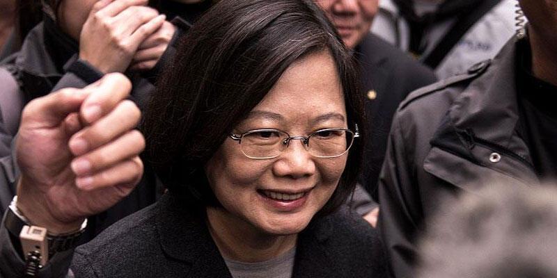 """Tayvan liderinden DSÖ'ye """"siyasi önceliklerle hareket etme"""" eleştirisi"""