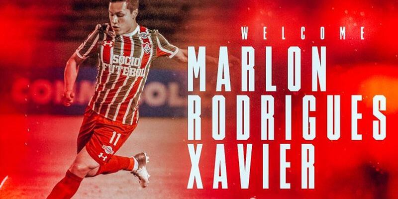 Son dakika... Marlon resmen Trabzonspor'da