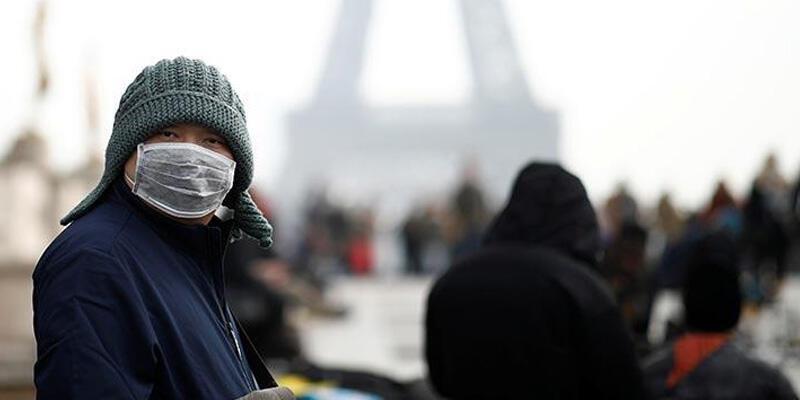 Fransa'da Kovid-19'dan ölenlerin sayısı 30 bin 371'e yükseldi